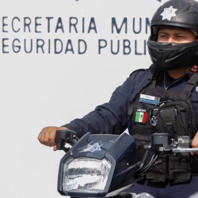 Refuerzan vigilancia en Puerto Morelos para garantizar tranquilidad en la jornada electoral