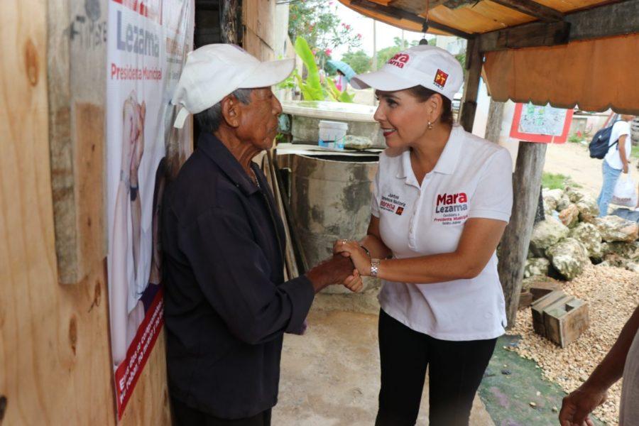 Mara Lezama quiere garantizar para los adultos mayores que su envejecimiento sea activo y saludable, pero no bajo una óptica asistencialista