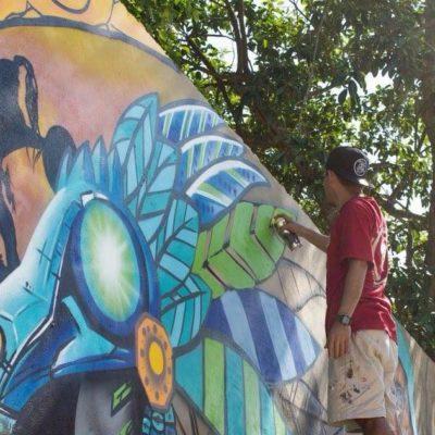 Anuncian segunda edición del Playa Fest con participación de 45 artistas urbanos