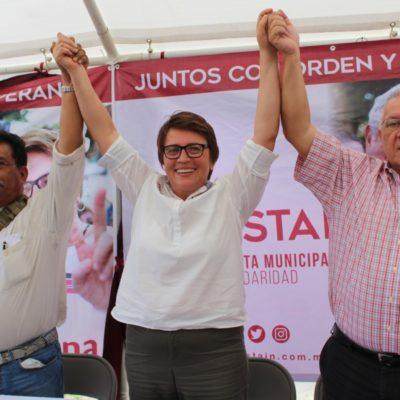 El delegado estatal de Morena, Rafael Marín, acusa al PES de confundir a los ciudadanos y llama a votar sólo por los candidatos del partido