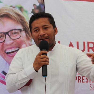 Acepta el Ieqroo tres impugnaciones contra candidatura a síndico de Omar Sánchez Cutis por la planilla de Morena, en Solidaridad