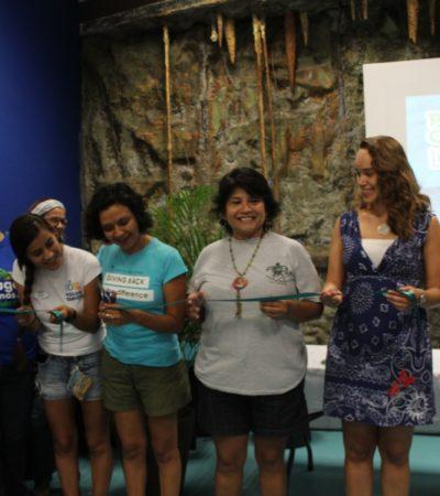 En el Festival del Medio Ambiente, cámaras empresariales, asociaciones civiles y autoridades firman acuerdo para eliminar el uso de plástico en Playa del Carmen