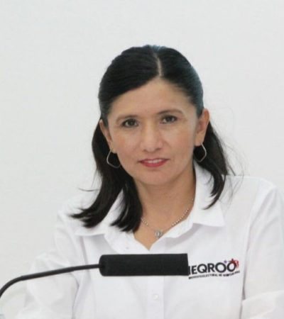 Ieqroo adquiere vehículos bajo arrendamiento, entre ellos, modelos de lujo; Mayra San Román afirma que fue a recomendación de la empresa