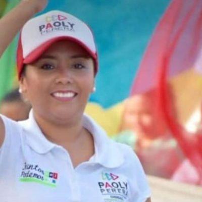 Empleados de Paoly Perera cobraron compensaciones de 300 mil pesos… son operadores políticos de la priísta
