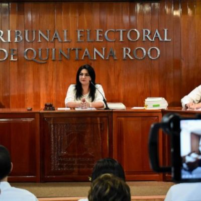 Teqroo resuelve juicios para la protección de derechos políticos ciudadanos