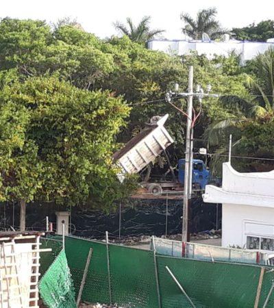 SALE BARATO RELLENO DE MANGLAR EN PLAYA DEL CARMEN: Impone Dirección de Desarrollo Urbano sellos con un valor de 7 mil pesos