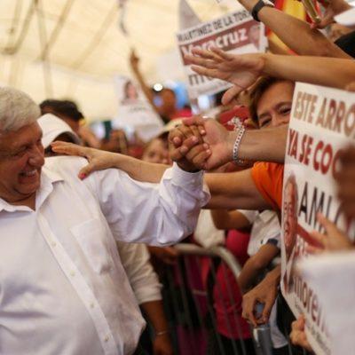 Cierre de campaña será festejo, dice AMLO; ofrece festival artístico en el estadio Azteca