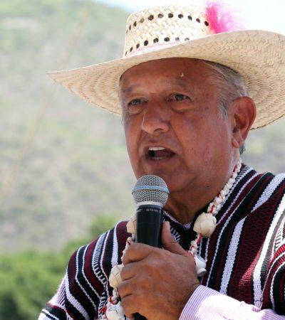 Ofrece AMLO créditos para impulsar agricultura y ganadería en Chiapas