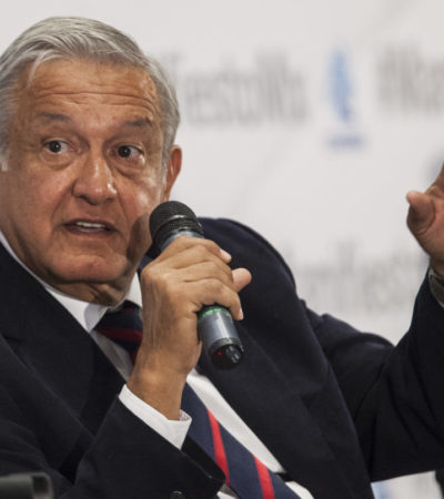 Llaman a AMLO el 'Trump mexicano' en editorial del The Washington Post; auguran relaciones 'tóxicas' con EU
