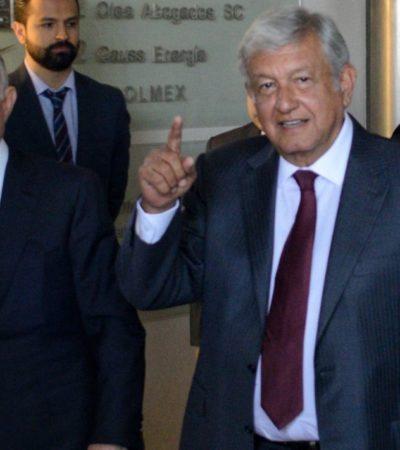Lima AMLO asperezas con la cúpula empresarial más reticente a un gobierno encabezado por él