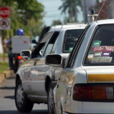 Sindicato de taxistas de Chetumal trabaja en lanzamiento de app para prestar servicio de transporte y competir contra Uber