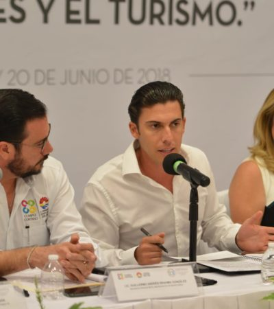 Refrenda Alcalde compromiso de trabajo conjunto para protección de niñas, niños y adolescentes en Cancún