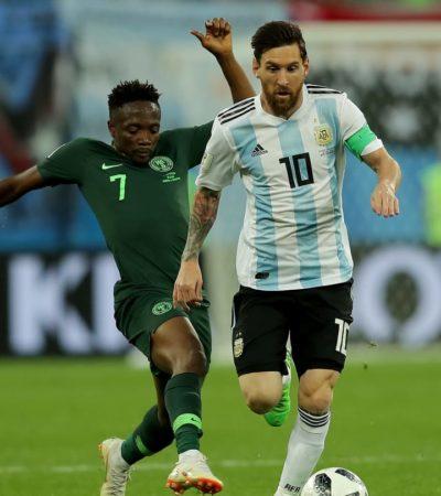 RUSIA 2018 │ ¡Vive Argentina! con agónico gol contra Nigeria; Perú se despide con triunfo frente a Australia; Dinamarca empata con Francia; brilla Croacia derrotando a Islandia