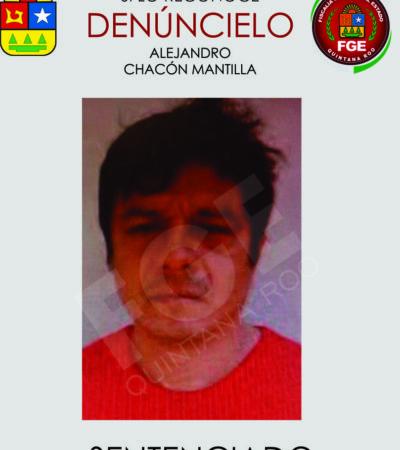 Por lesiones calificadas, recibe segunda sentencia Alejandro Chacón Mantilla