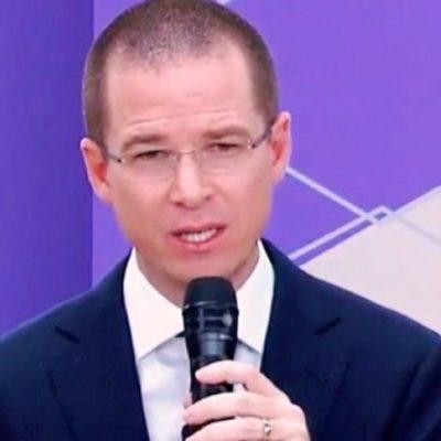 Apertura y cierre de Anaya en el tercero y último debate presidencial a realizarse el 12 de junio en Mérida