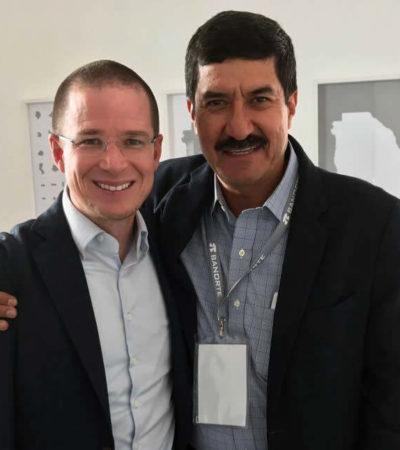 Garantiza Anaya aprehensión de ex gobernador César Duarte, en caso de ganar la Presidencia