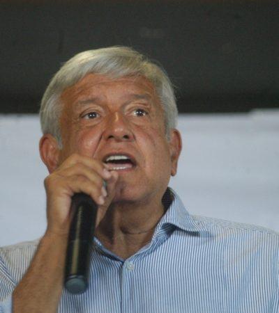Exige AMLO a gobernadores no desviar recursos para la compra de votos