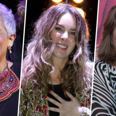 Adelanta AMLO cartel musical para cierre de campaña: Belinda, Eugenia Léon y 'la Diosa de la Cumbia'