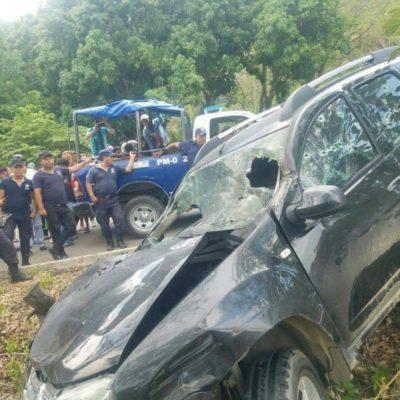 Detienen a padre e hijo por asesinato de cuatro militares en Chiapas; durante un mes evadieron a la justicia