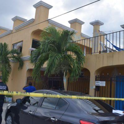 BALEAN CASA EN LA REGIÓN 102: Disparan contra fachada de vivienda sin que se registraran heridos