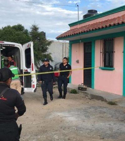 Hieren a balazos a pareja en San Cristóbal de las Casas