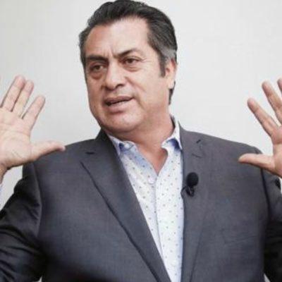 Confirma tribunal que 'El Bronco' sí trianguló recursos para ser candidato independiente
