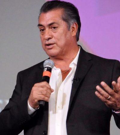 DICE 'EL BRONCO' QUE DARÁ EL EJEMPLO: Promete mocharse las manos si el INE le comprueba fraude con firmas