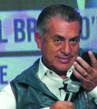 Presume 'El Bronco' 2 millones de espectadores en cierre virtual de campaña