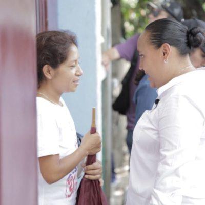 Cristina Torres fortalecerá los derechos y el respeto a los adultos mayores con albergue y mejoras laborales