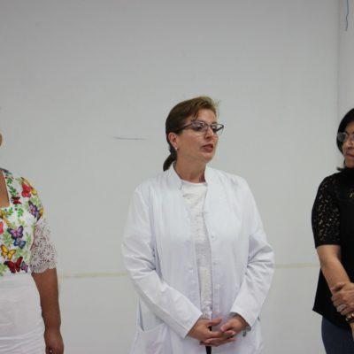 Nombran a Nelly Ayesha Robledo Segura como directora de la Clínica Hospital del ISSSTE en Chetumal