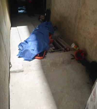 Fallece trabajador al caer de altura de 40 metros en un hotel en la zona continental de Isla Mujeres