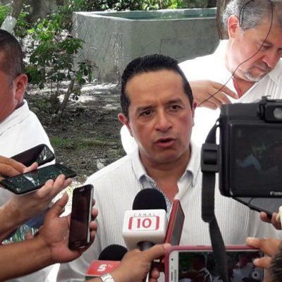 Pide Carlos Joaquín esperar conclusiones de la Fiscalía en el caso de la muerte del priista Miguel Ángel Loo Calvo