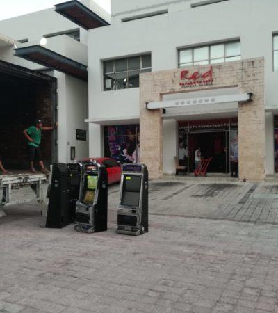 Embargan sucursal de 'Red Casino' en Playa del Carmen