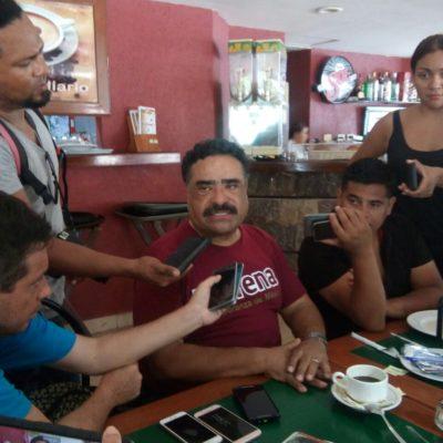 Marciano Toledo llama a votar y cuidar casillas; dice que no se va de Morena y no impugnará la decisión de TEPJF