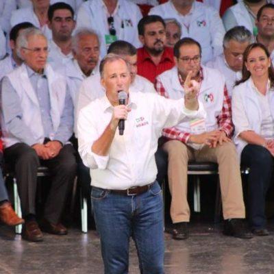 'Ni tigre ni diablo cambiará voluntad ciudadana' asegura Meade