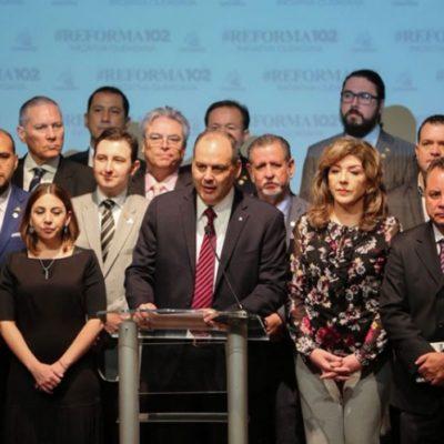 Exige Coparmex que Fiscalía General de la República abogue por ciudadanos, no por el gobierno