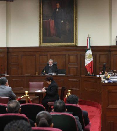 Invalida Corte sistema de justicia maya de Yucatán