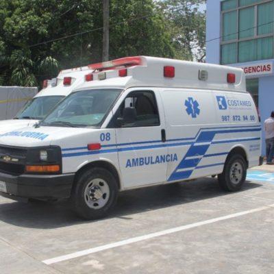 Denuncian tarifas excesivas de servicios médicos de la clínica Costamed en Tulum