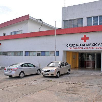 Trasciende extraoficialmente que Cruz Roja abandonará Tabasco