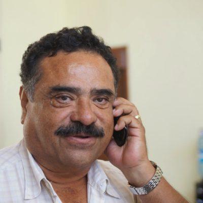 VA MARCIANO TOLEDO POR LA SINDICATURA DE SOLIDARIDAD CON LAURA: El ex alcalde y activista de Playa del Carmen fue registrado en sustitución de Omar Sánchez Cutis en Morena