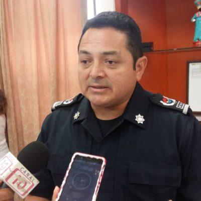 Detenciones por asaltos, cosa de todos los días, dice jefe de la policía en Cancún