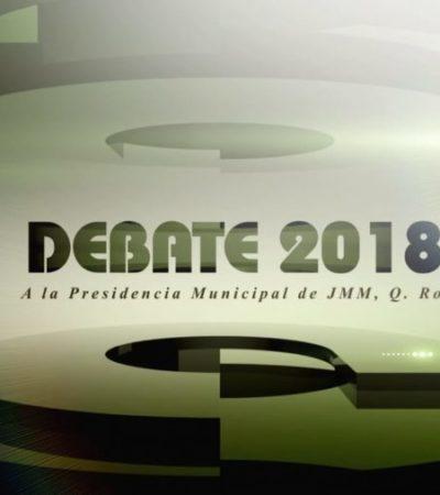 Mañana, debate en José María Morelos