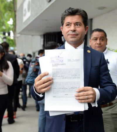 Ahora AMLO y Meade son denunciados ante la PGR por diputado panista; no en la FEPADE sino en la SEIDO