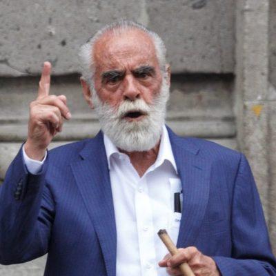 Obsesiona al Gobierno que Anaya no sea presidente, increpa el 'Jefe' Diego