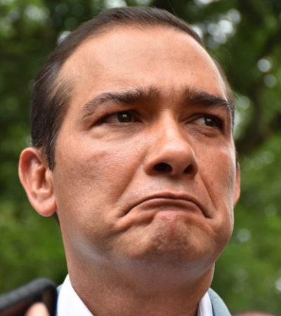 Acusa ex fiscal de Duarte que la actual Fiscalía General de Veracruz le sembró 'testigos fantasma'