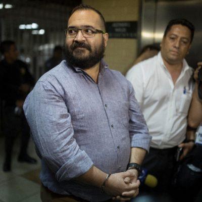 REVIRA DUARTE A YUNES: Persigue cobardemente a mi familia, asegura el ex Gobernador preso