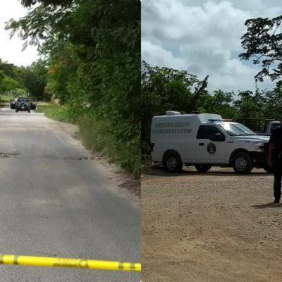 VIOLENTO ARRANQUE DE VIERNES EN CANCÚN: Encuentran a 2 ejectuados en la Región 106 y en la SM 317 del principal destino turístico de Quintana Roo