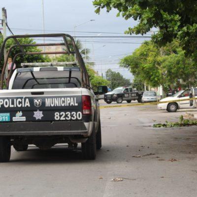 BALEAN A UN HOMBRE EN LA COLONIA EJIDAL: Sufre herida en el cuello tras ser atacado en el interior de un vehículo en Playa del Carmen