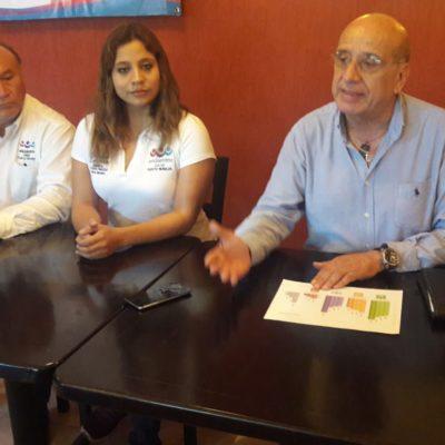 Encuesta del PES da ventaja a Laura Fernández en Puerto Morelos