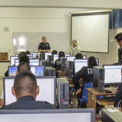 Aplican encuesta nacional a policías sobre profesionalización, régimen disciplinario y seguridad social